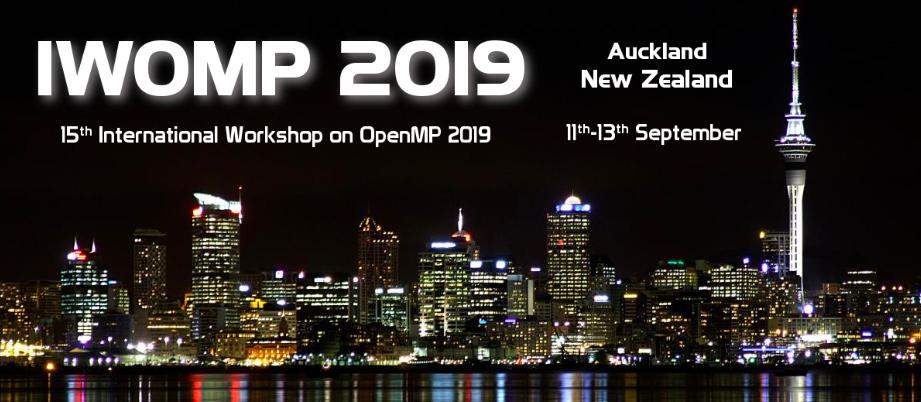 IWOMP 2019 Auckland