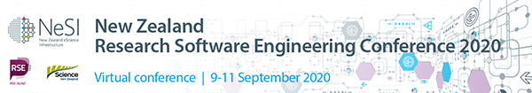 New Zealand Research Software Engineering Conference logo