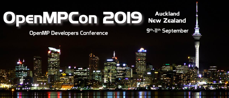 OpenMPCon 2019