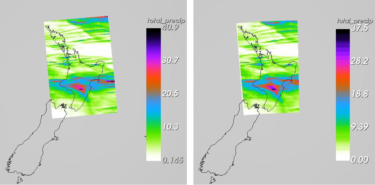 Rain Data