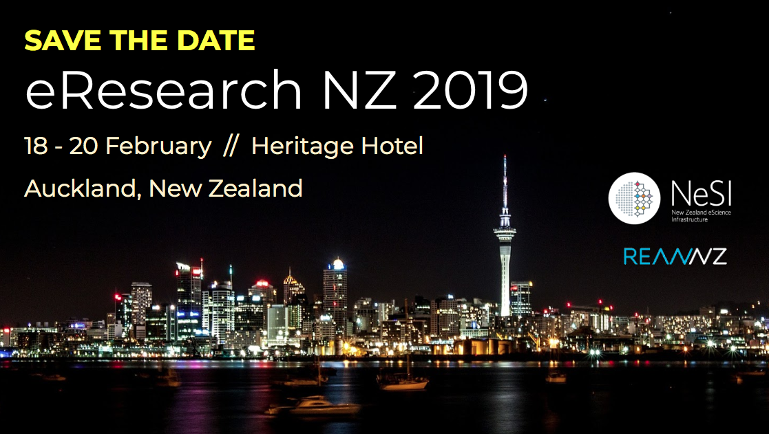 eResearch NZ 2019