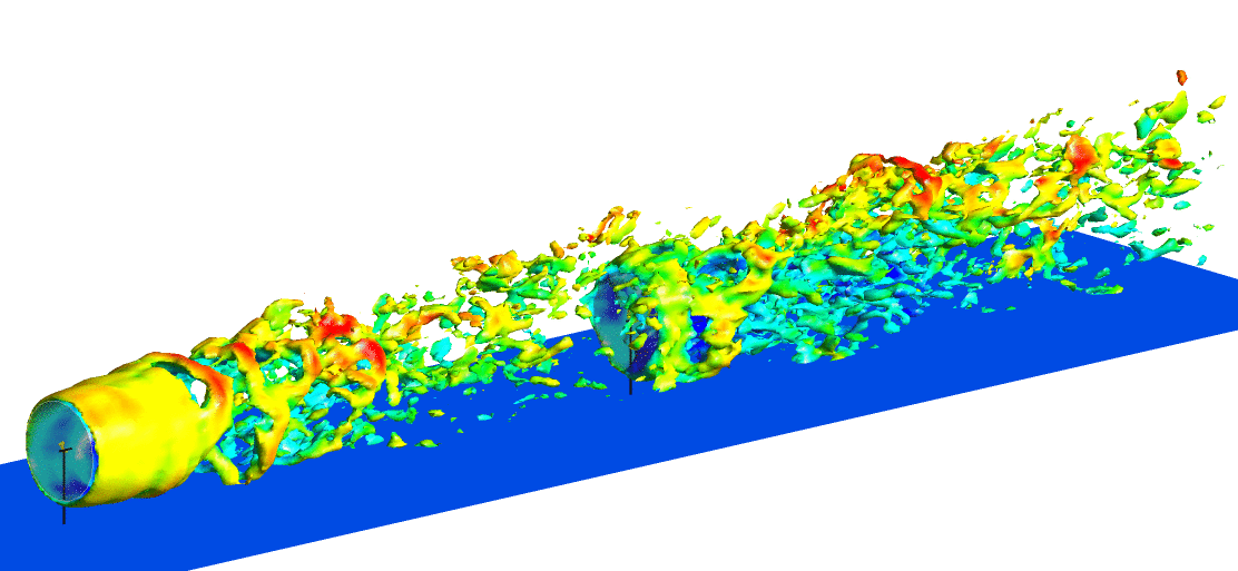 fluid dynamics and wind energy Field studies and physical and computational modeling of turbulence across a range of scales drive energy research at safl advanced techniques such as computational fluid dynamics (cfd) modeling and sophisticated data collection from scaled physical models and unique field-scale facilities allow us to develop science-based approaches.